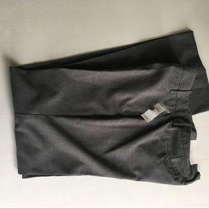 New Gap Women Gray trousers size 9 long